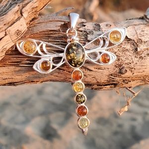 Jewelry - Baltic Amber pendant